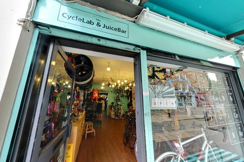 Cycle Lab & Juice Bar