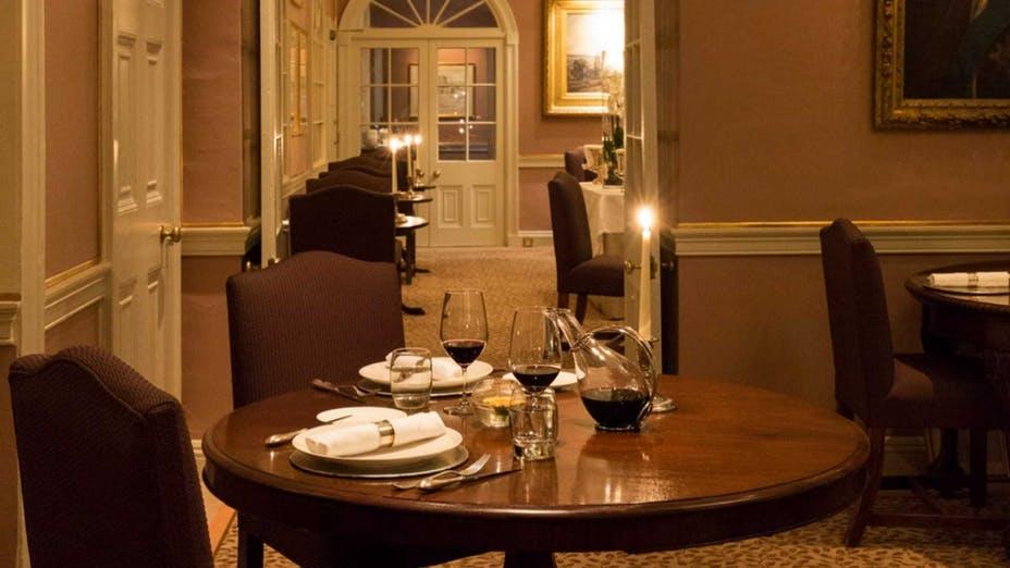 The Burlington Restaurant at Devonshire Arms