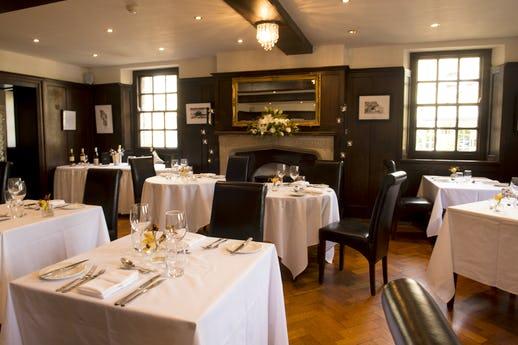 Gilroy's Restaurant at The Morritt