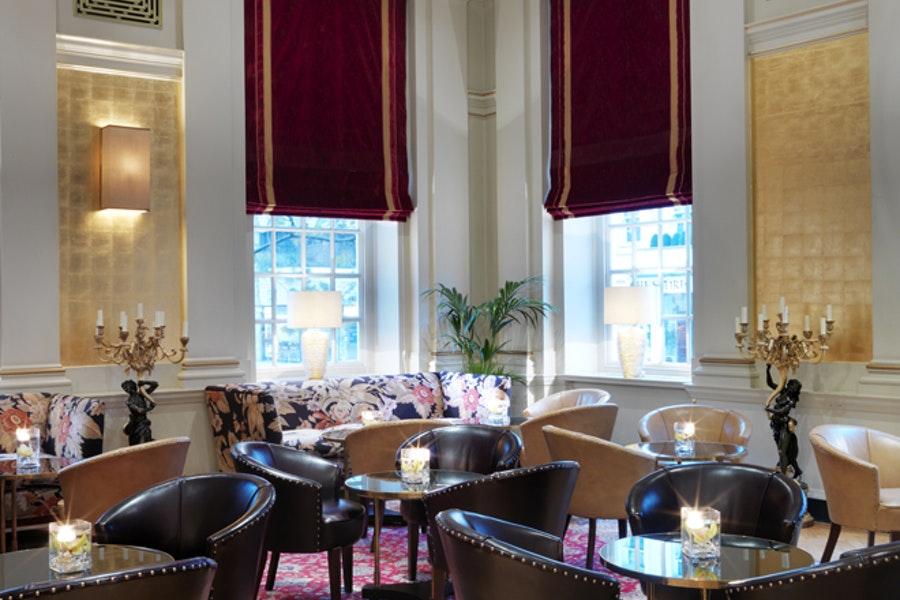 Lutyens Lounge at The Bloomsbury Hotel (afternoon tea)