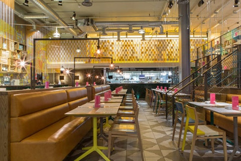 Wahaca One New Change