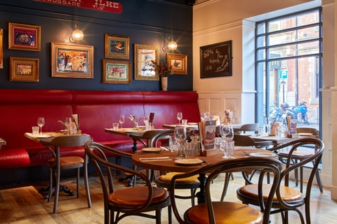 Le Bistrot Pierre Leicester