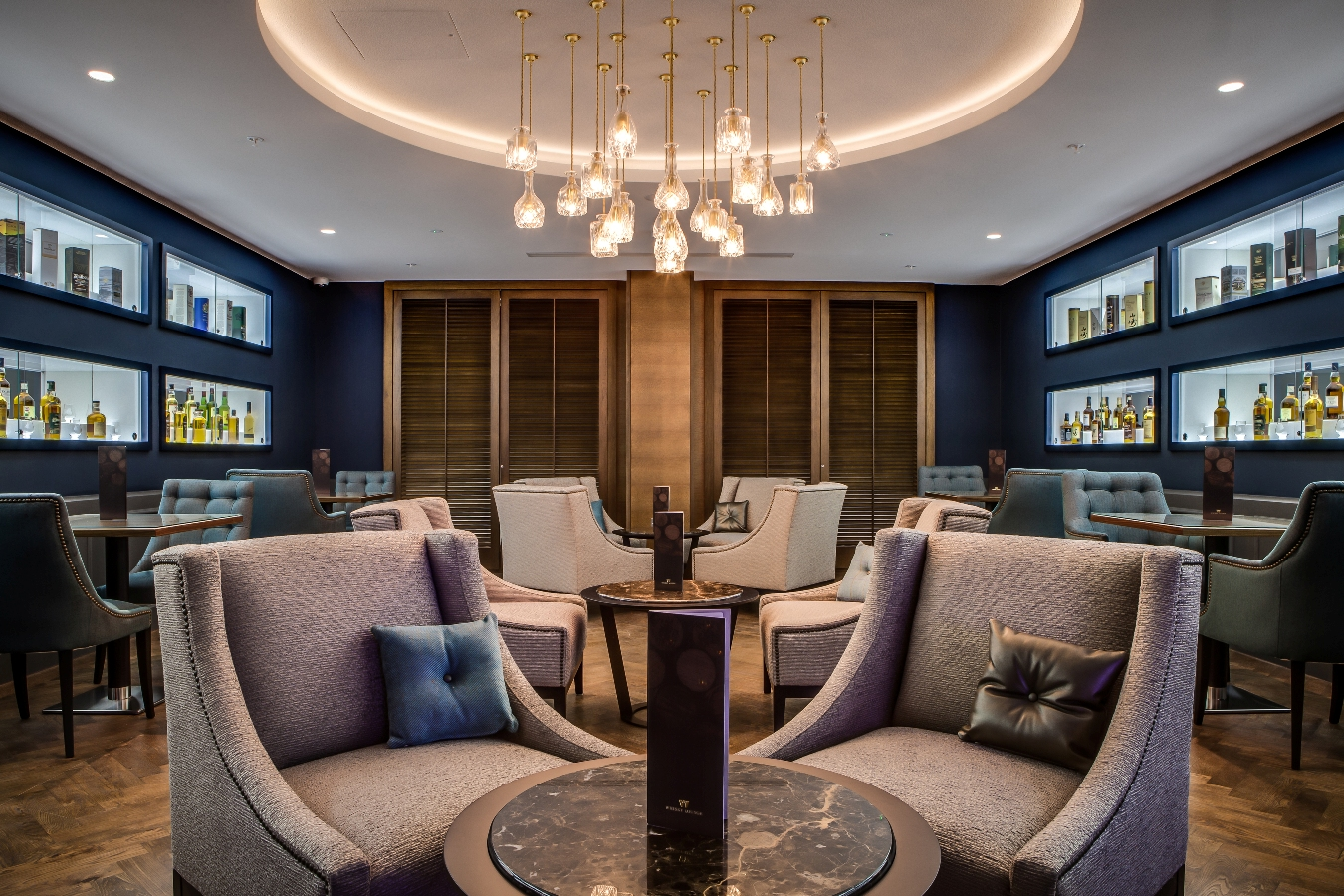Whisky Lounge at Hilton London Metropole