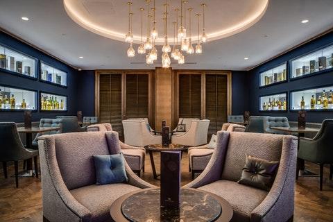 Whisky Lounge at Hilton London Metropole