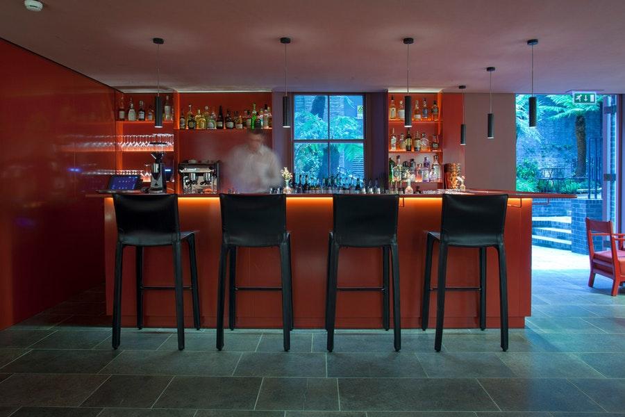The Shenkman Bar and Garden
