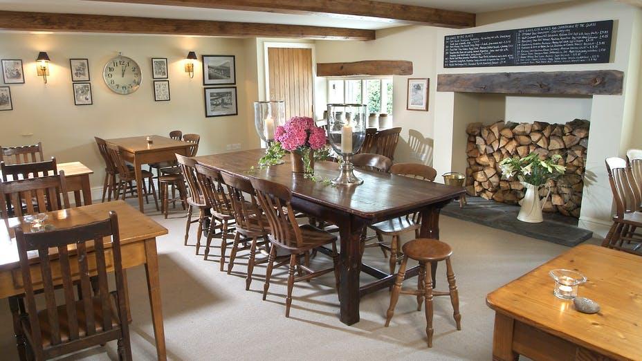 The Punchbowl Inn & Restaurant