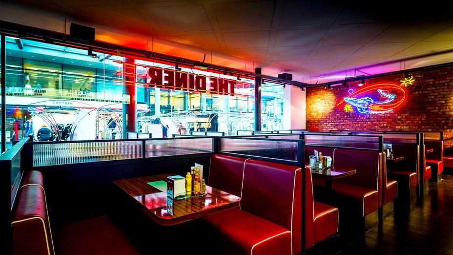 The Diner Spitalfields