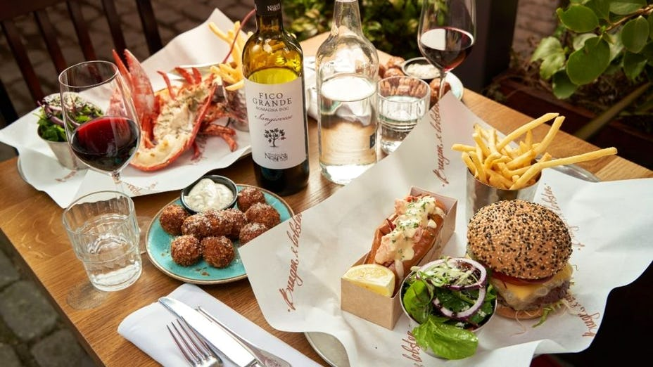 Burger and Lobster Fitzrovia