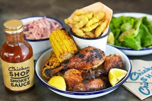 Chicken Shop High Holborn