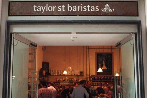Taylor Street Baristas Bank