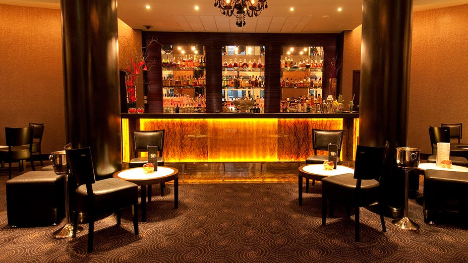 The Champagne Bar at The Montcalm Hotel