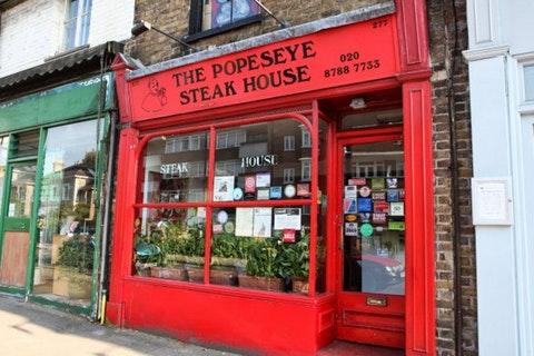 The Popeseye Steakhouse Putney