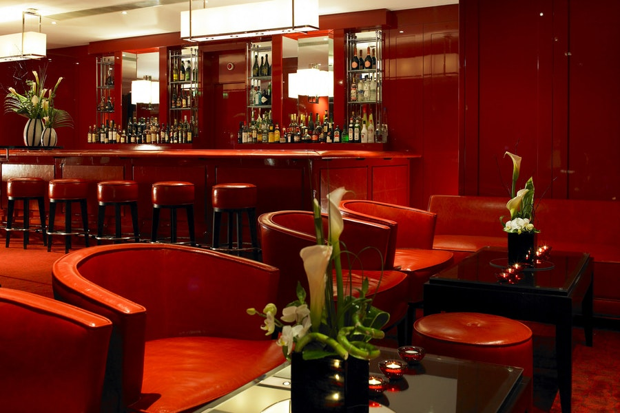 Red Bar & The Champagne Bar at Grosvenor House