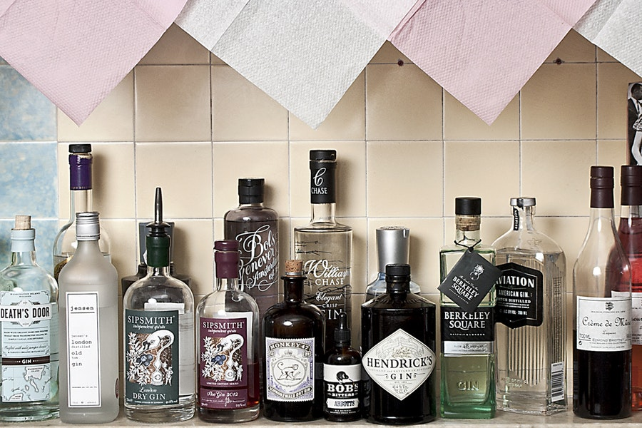 Peters & Co Gin Palace
