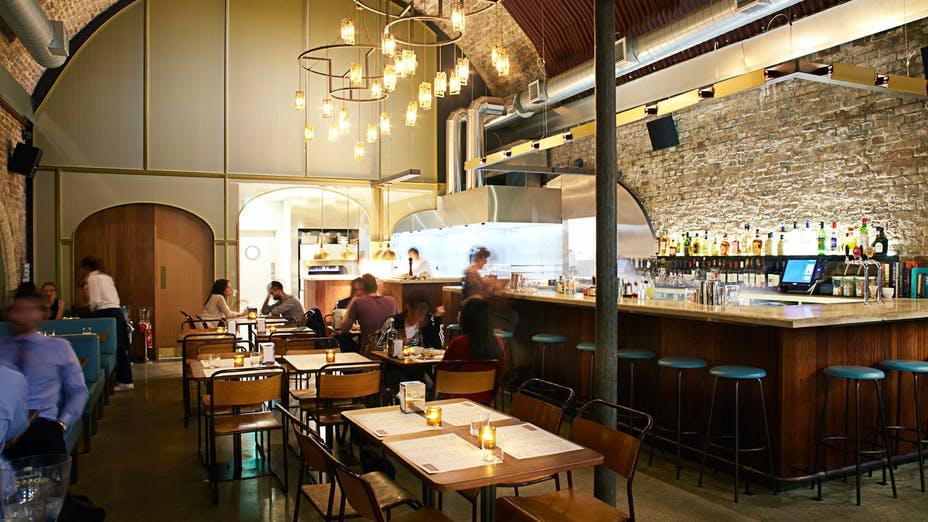 Arabica Bar & Kitchen Borough