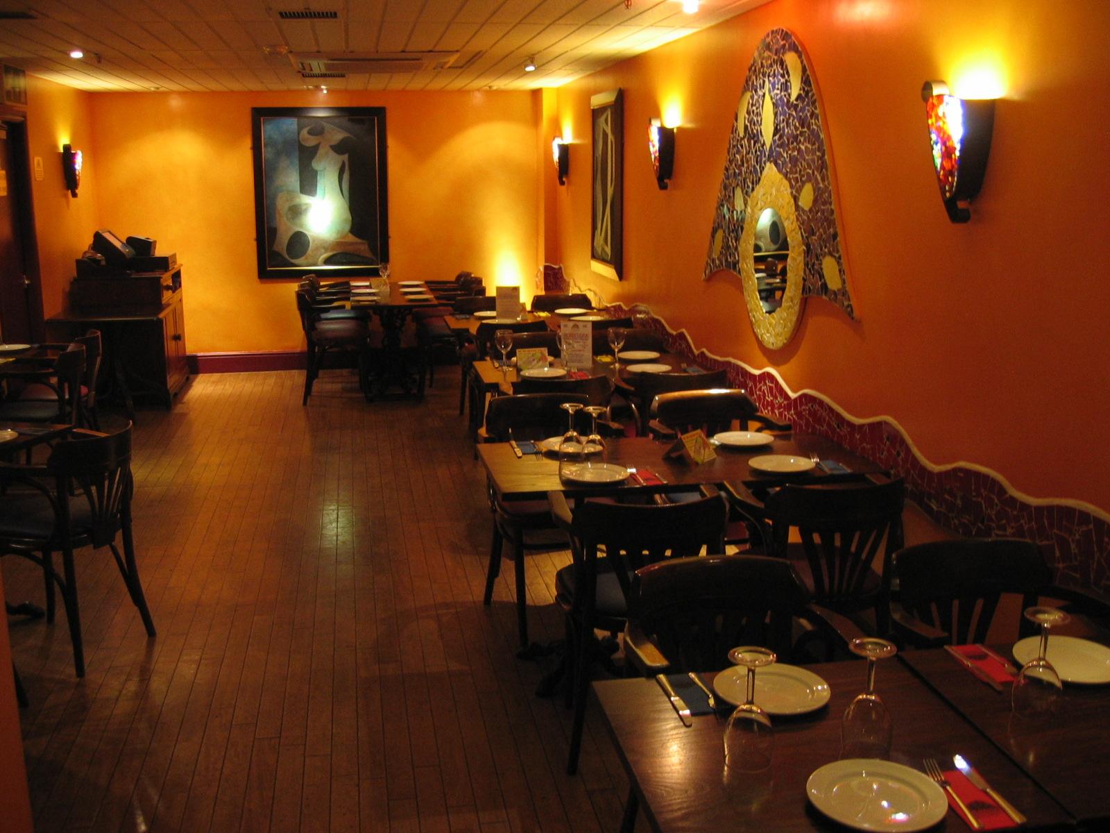 Barcelona Tapas Bar y Restaurante - Middlesex Street