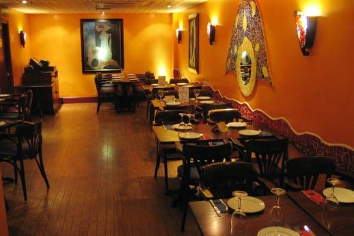 Barcelona Tapas Bar y Restaurante Middlesex Street