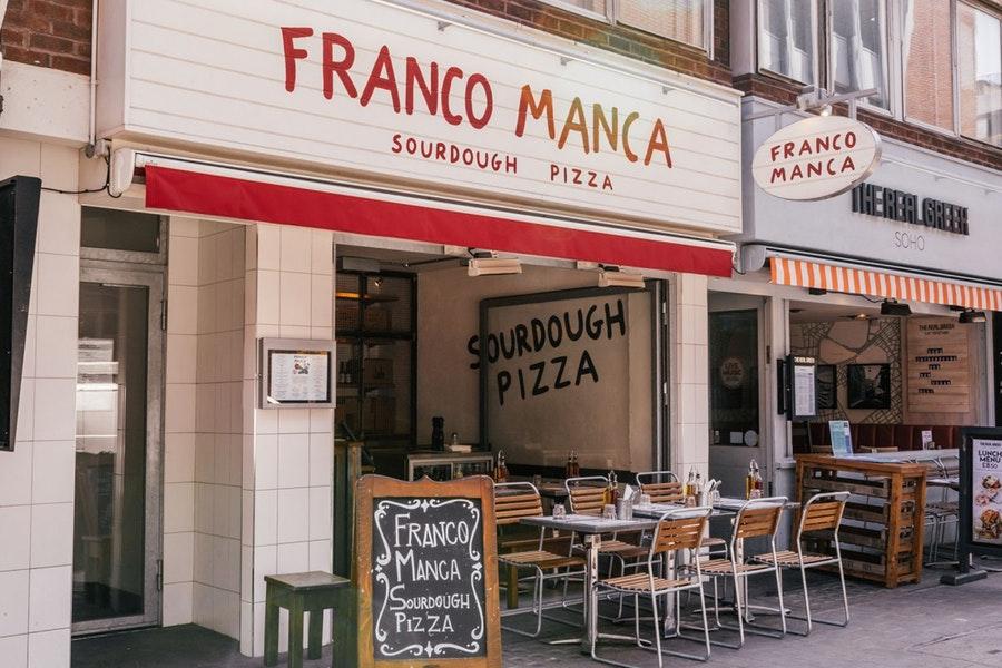 Franco Manca Soho