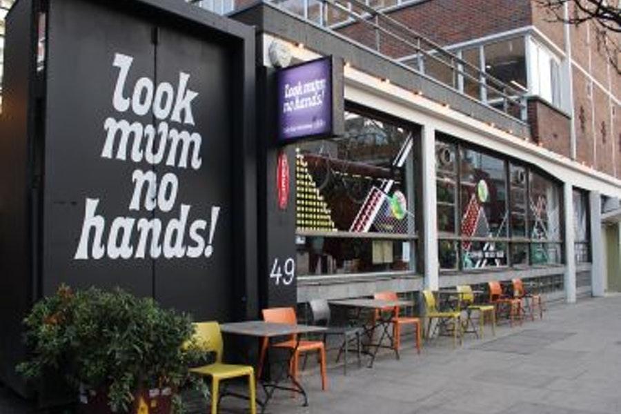 Look Mum, No Hands London Fields