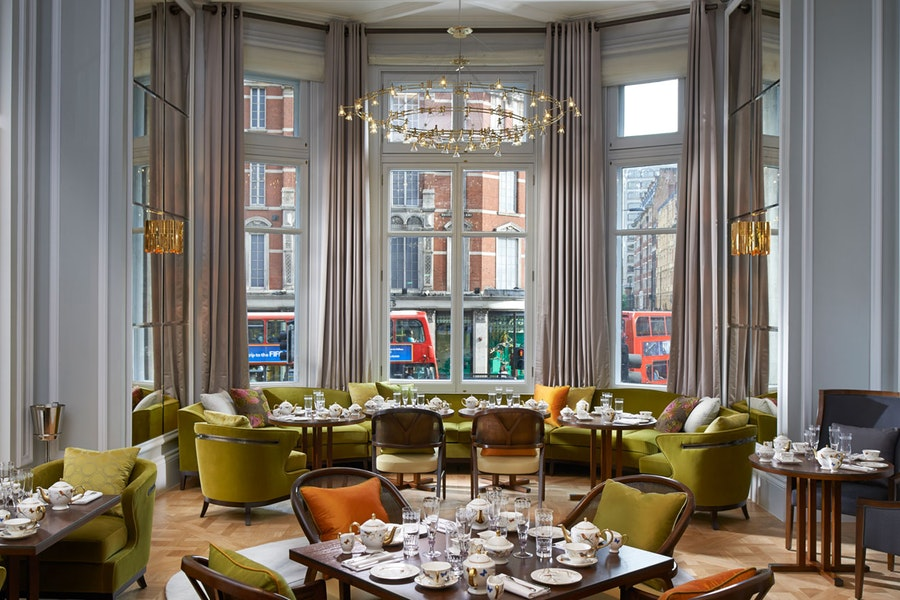 The Rosebery at Mandarin Oriental