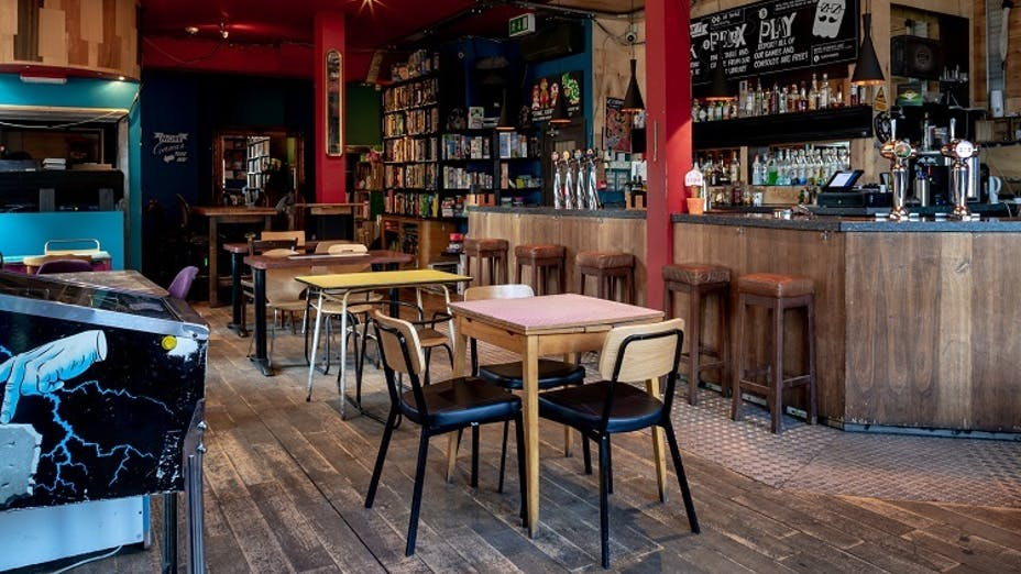 Loading Bar at Scenario
