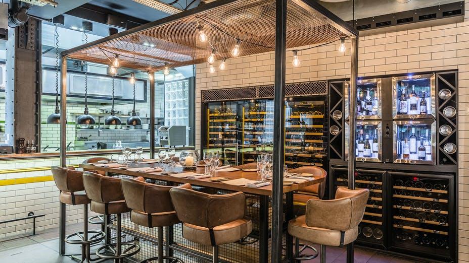 Heddon Street Kitchen - Gordon Ramsay