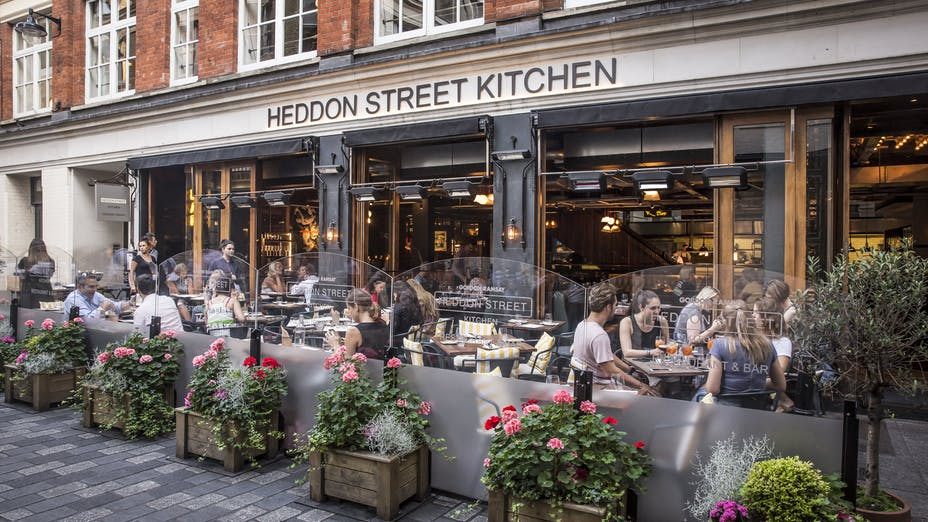 Heddon Street Kitchen - Gordon Ramsay