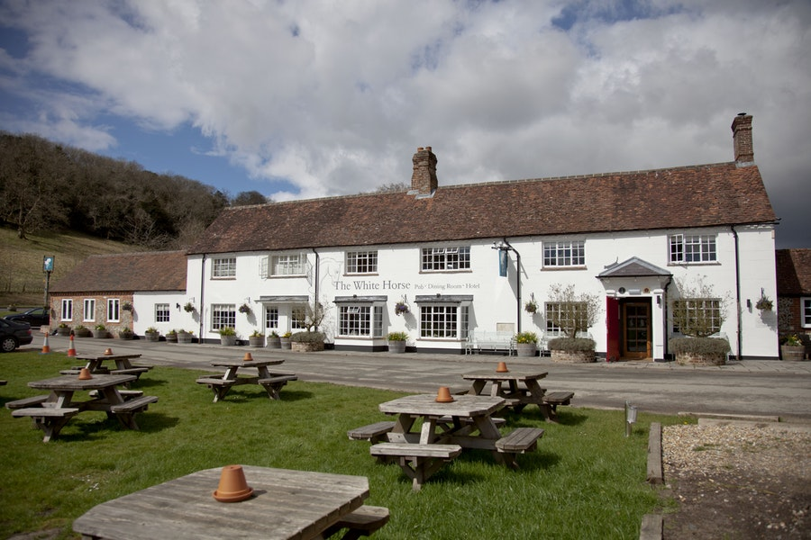 The White Horse - Chilgrove