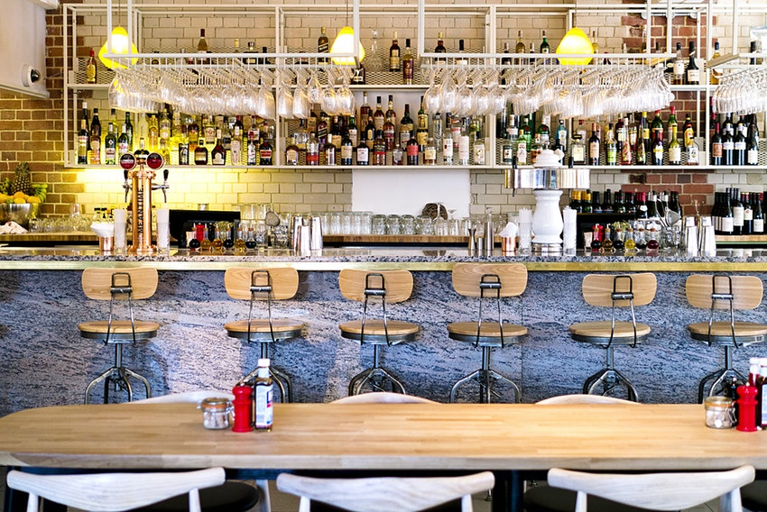 The Modern Grill at Forge & Co