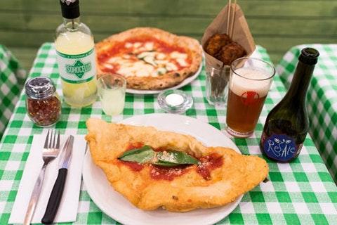 Pizza Pilgrims Pizzeria & Friggitoria