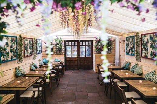 Metro Garden Restaurant and Bar