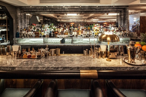 Hawksmoor Knightsbridge Bar