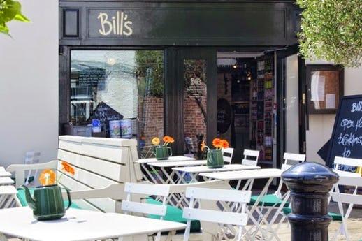 Bill's Restaurant Epsom