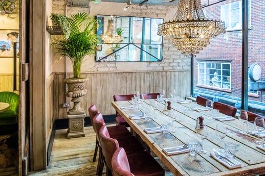 Bill's Restaurant Norwich