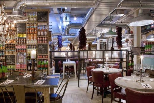 Bill's Restaurant Windsor