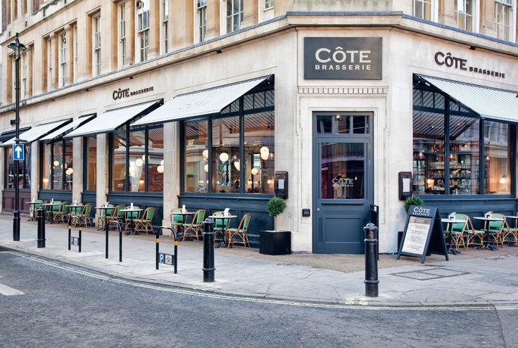 Côte Oxford Circus - Market Place