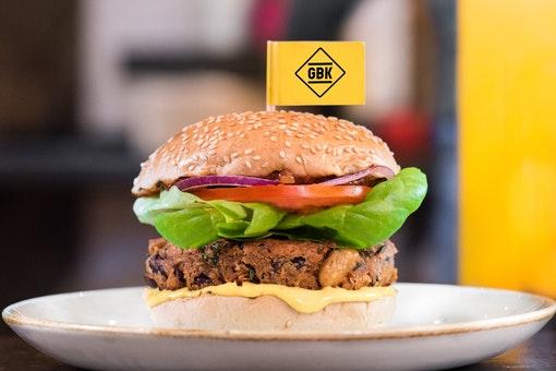Gourmet Burger Kitchen Bristol Cabot Circus