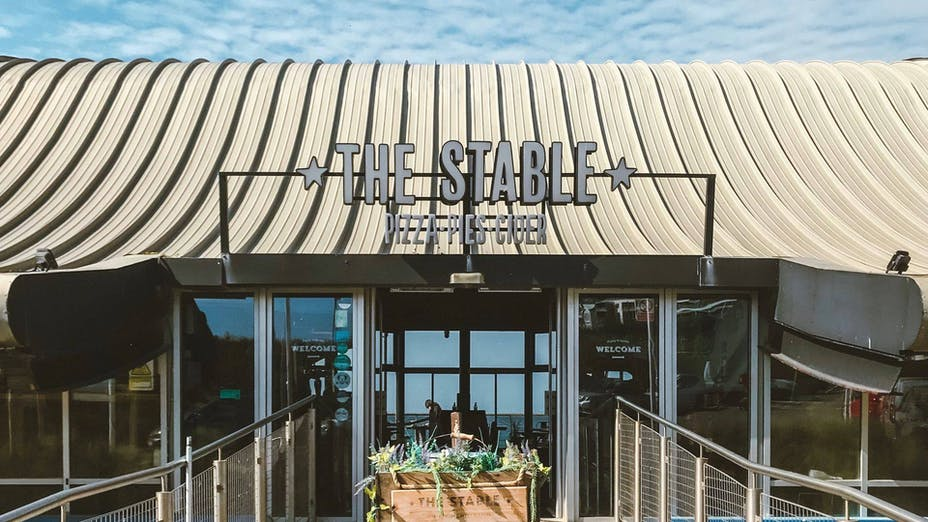 The Stable Fistral Beach