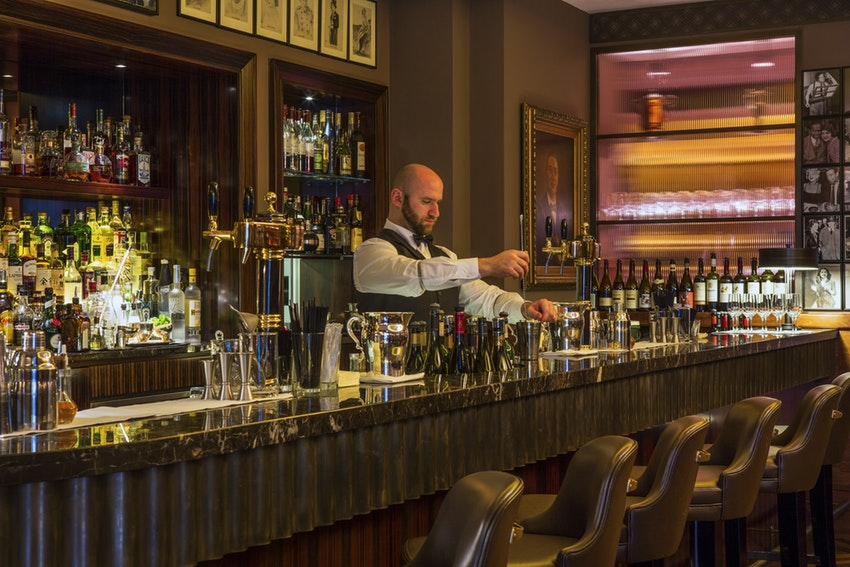 American Bar at The Beaumont