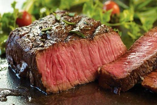 Steak etc at Hudson House