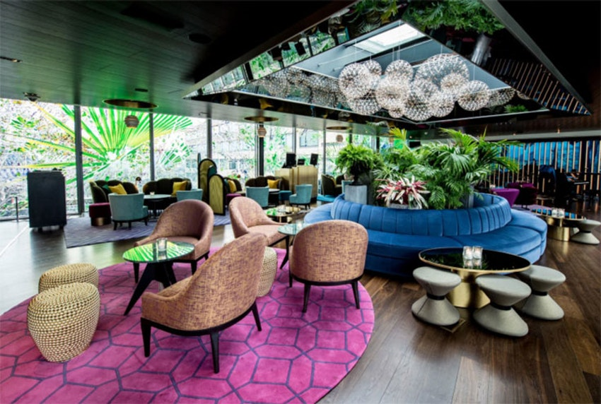 Rumpus Room at Mondrian London