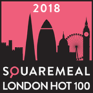 SquareMeal London Hot 100 2018
