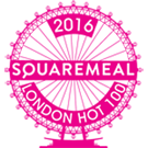 Squaremeal London Hot 100 2016