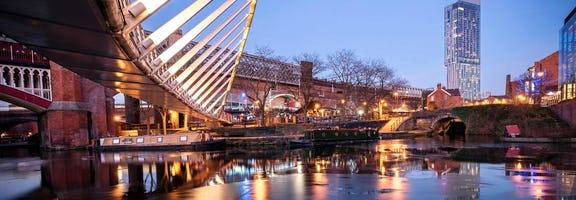Restaurants near Manchester