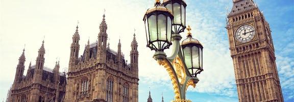 Restaurants near Westminster London