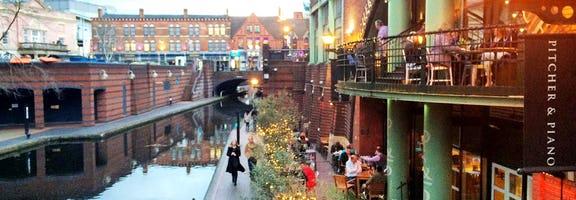 Restaurants near Birmingham