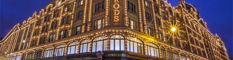 Christmas party venues near Knightsbridge London