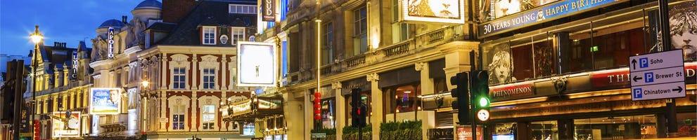 Restaurants near Soho London