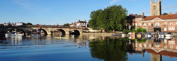 Restaurants near Henley On Thames