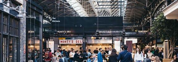 Restaurants near Spitalfields London